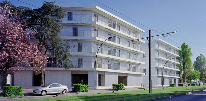 28 nouveaux logements livr s aux bourderies actus ophlm nantes m tropole habitat. Black Bedroom Furniture Sets. Home Design Ideas