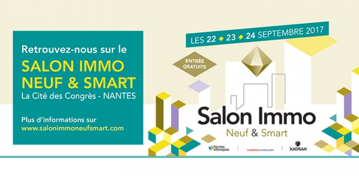 nmh au salon immo neuf smart actus nantes m tropole habitat. Black Bedroom Furniture Sets. Home Design Ideas