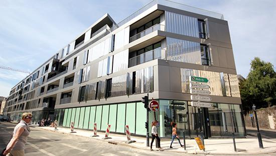 56 nouveaux logements sociaux rue Gambetta