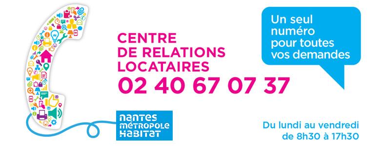 Le Centre de relations locataires