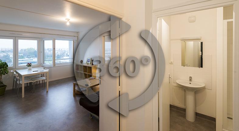 Visite virtuelle Building Watteau
